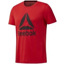 Reebok WORKOUT READY SUPREMIUM 2.0 TEE BIG LOGO - Tricou sport bărbați