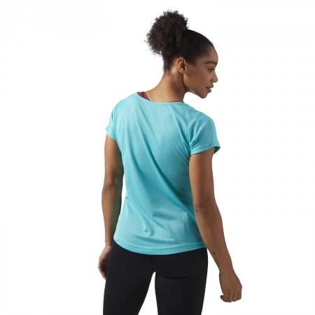 Tricou sport damă - Reebok WOR MESH TEE - 3