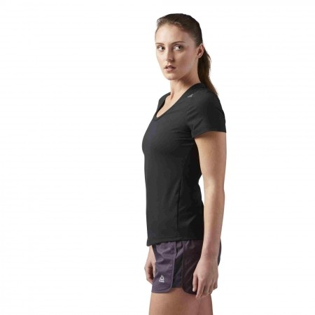 Tricou sport damă - Reebok WOR SW TEE - 4