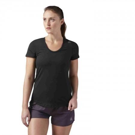 Tricou sport damă - Reebok WOR SW TEE - 2
