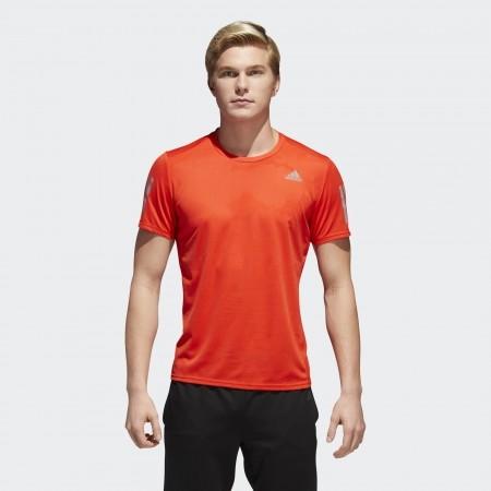 Tricou alergare bărbați - adidas RS SS TEE M - 2