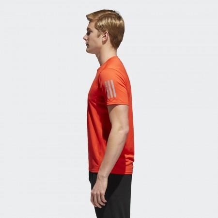 Tricou alergare bărbați - adidas RS SS TEE M - 4