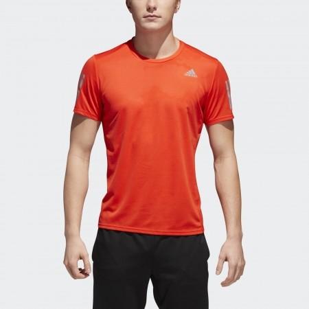 Tricou alergare bărbați - adidas RS SS TEE M - 5