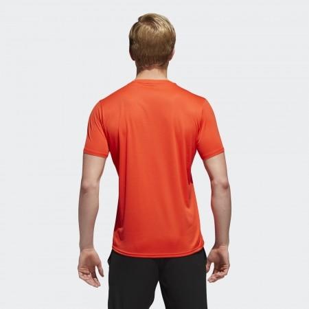 Tricou alergare bărbați - adidas RS SS TEE M - 3