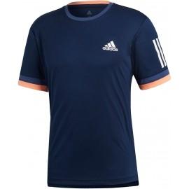 adidas CLUB 3 STRIPES TEE - Tricou tenis bărbați