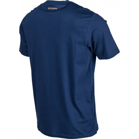 Tricou de bărbați - Columbia ROUGH N ROCKY SHORT SLEEVE TEE - 3