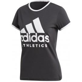 adidas W SID SLIM TEE - Tricou de damă
