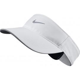 Nike AEROBILL VISOR - Banderolă alergare cu cozoroc