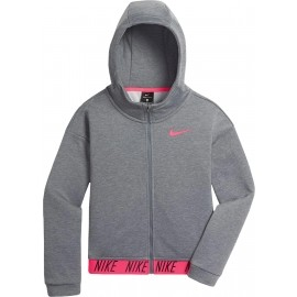 Nike DRI-FIT HOODIE FZ CORE STUDIO - Hanorac fete