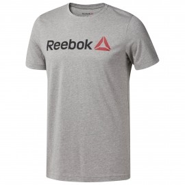 Reebok QQR-REEBOK LINEAR READ - Tricou sport bărbați