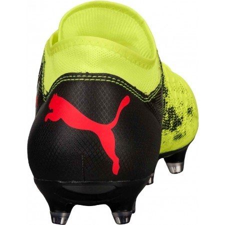 Ghete fotbal juniori - Puma FUTURE 18.4 FG/AG JR - 5