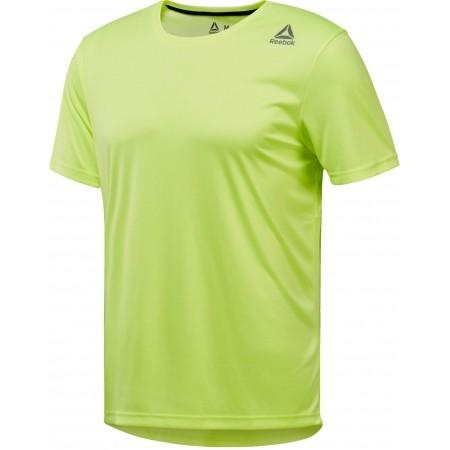 Tricou sport bărbați - Reebok RUN SS TEE M - 4