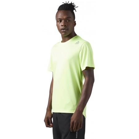 Tricou sport bărbați - Reebok RUN SS TEE M - 5