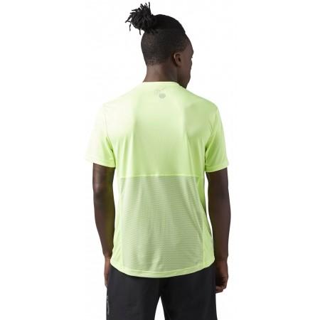 Tricou sport bărbați - Reebok RUN SS TEE M - 6