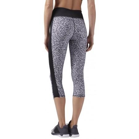Pantaloni de damă - Reebok RE CAPRI W - 2