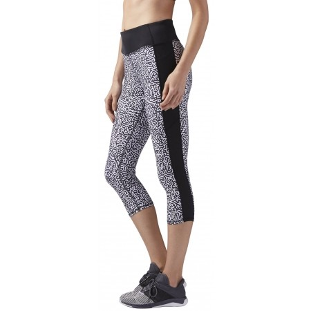Pantaloni de damă - Reebok RE CAPRI W - 3