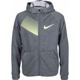 Nike DRY TRAINING HOODIE - Hanorac de băieți