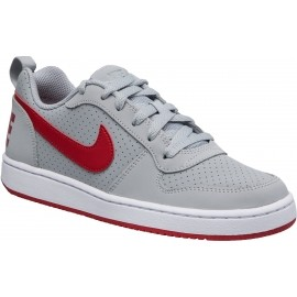 Nike COURT BOROUGH GS - Încălțăminte casual copii