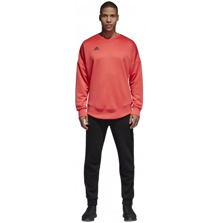 Hanorac fotbal de bărbați - adidas TAN TERRY JSY L - 5