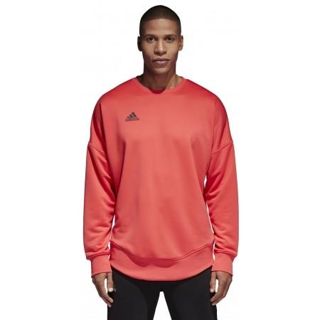 Hanorac fotbal de bărbați - adidas TAN TERRY JSY L - 2