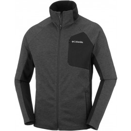 Columbia MARLEY CROSSING FLEECE - Hanorac fleece bărbați