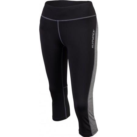 Pantaloni de alergare 3/4 damă - Klimatex TAMARA - 1