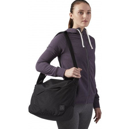 Geantă sport damă - Reebok WOMENS FOUNDATION GRIP - 3