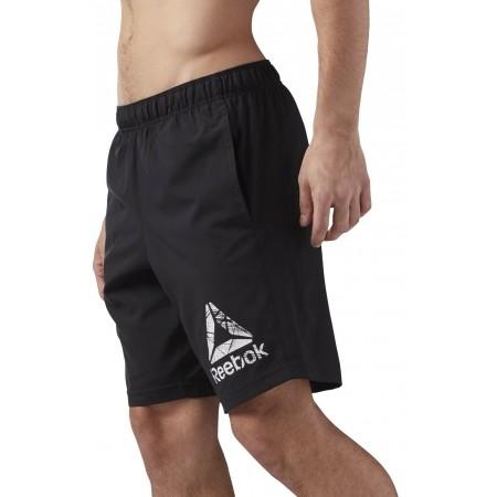 Pantaloni scurți bărbați - Reebok COMMERCIAL CHANNEL WOVEN SHORT - 1