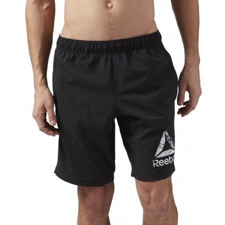 Pantaloni scurți bărbați - Reebok COMMERCIAL CHANNEL WOVEN SHORT - 2