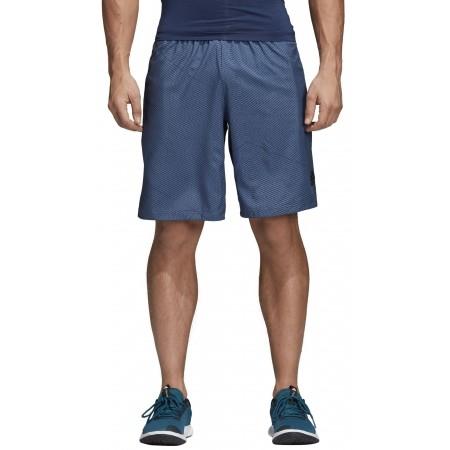 Șort sport bărbați - adidas 4KRFT SHORT CLIMALITE WOVEN GRAPHIC - 2