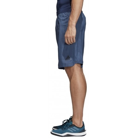 Șort sport bărbați - adidas 4KRFT SHORT CLIMALITE WOVEN GRAPHIC - 3