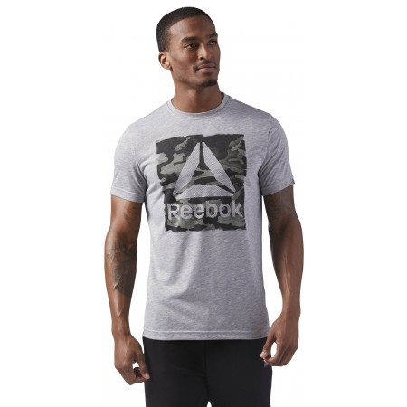 Tricou sport bărbați - Reebok M HALO TEE - 1