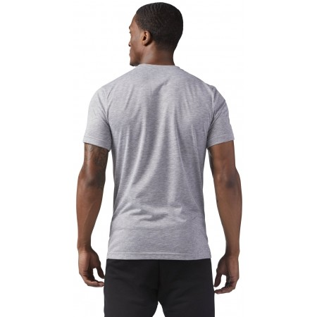 Tricou sport bărbați - Reebok M HALO TEE - 3