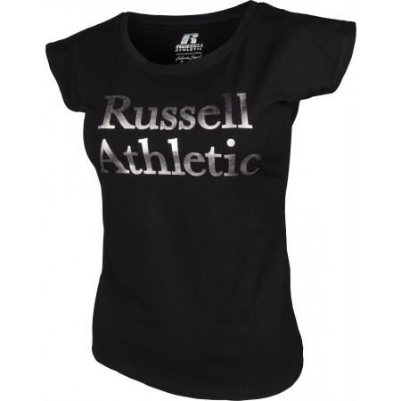 Tricou de damă - Russell Athletic ATHLETIC SILVER TEE - 2