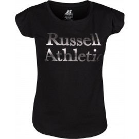 Russell Athletic ATHLETIC SILVER TEE - Tricou de damă