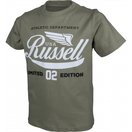 Tricou de băieți - Russell Athletic LIMITED EDITION TEE - 1