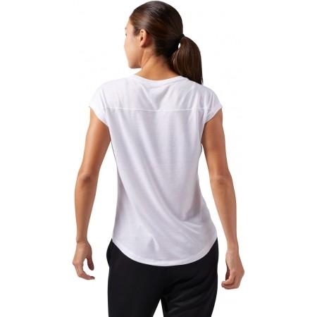 Tricou sport damă - Reebok WOR SUPREMIUM 2.0 TEE BIG - 3