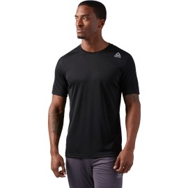 Reebok COMMERCIAL CHANNEL SHORT SLEEVE - Tricou sport bărbați