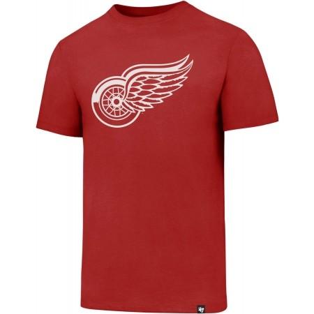 Tricou bărbați - 47 NHL DETROIT RED WINGS CLUB TEE - 1