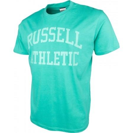 Tricou de bărbați - Russell Athletic SS CREW NECK LOGO TEE - 2