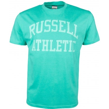 Tricou de bărbați - Russell Athletic SS CREW NECK LOGO TEE - 1