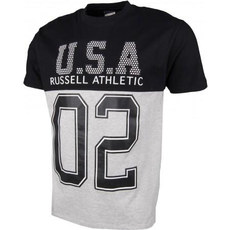 Tricou de bărbați - Russell Athletic USA TEE - 2
