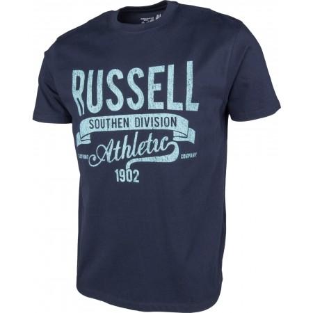 Tricou de bărbați - Russell Athletic S/S CREW NECK TEE CORE LINE - 2