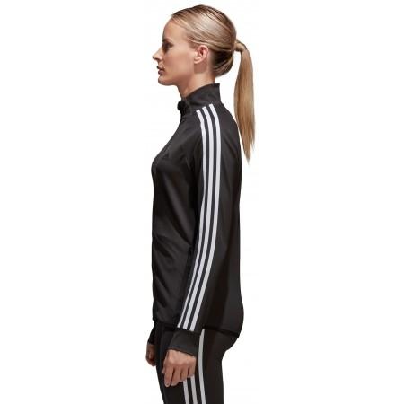 Hanorac sport damă - adidas D2M TRACKTOP - 4