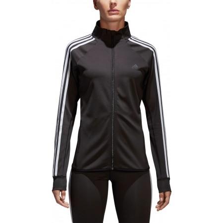 Hanorac sport damă - adidas D2M TRACKTOP - 5