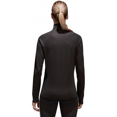 Hanorac sport damă - adidas D2M TRACKTOP - 6