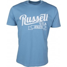 Russell Athletic S/S CREW RA PRINT