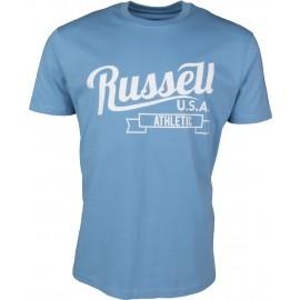Russell Athletic S/S CREW RA PRINT - Tricou de bărbați