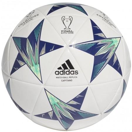 Minge de fotbal - adidas FINALE KIEV CAP - 1
