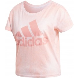 adidas ALL OVER PRINTED T-SHIRT - Tricou de damă